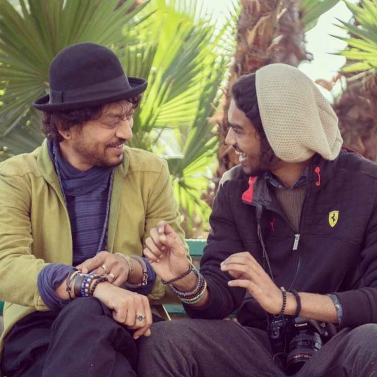 Babil shares endearing PICS with Irrfan Khan & family: Take that chance to tell them that you love them back