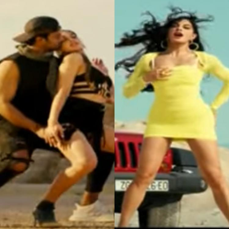 Saaho song Bad Boy: Check out the glimpse of Prabhas & Jacqueline Fernandez' dance moves from the peppy number
