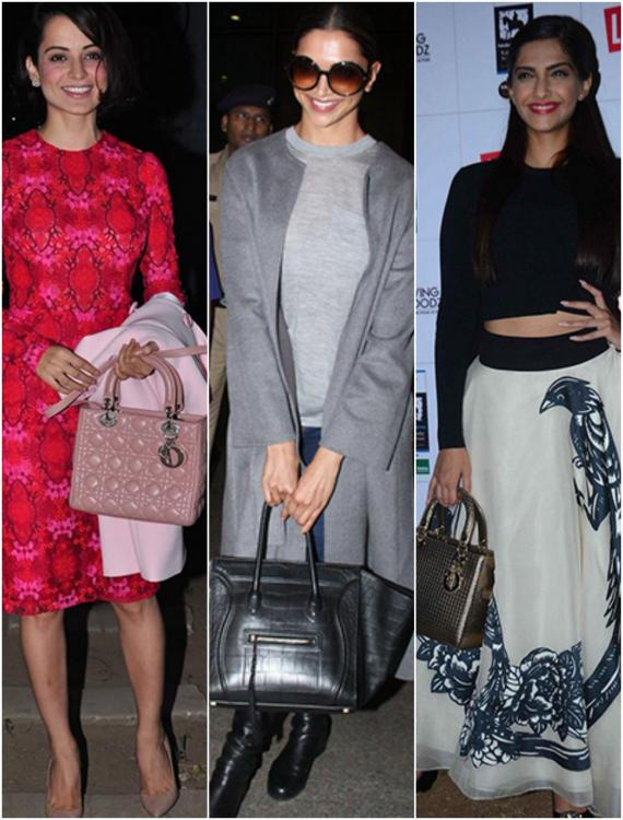The Bags That Matter 14 Brands Carried By Bollywood