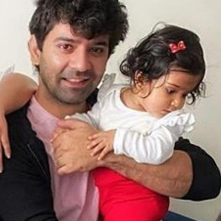 Barun Sobti's daughter Sifat turns 1; Take a look at the cute PHOTOS of her first birthday celebration