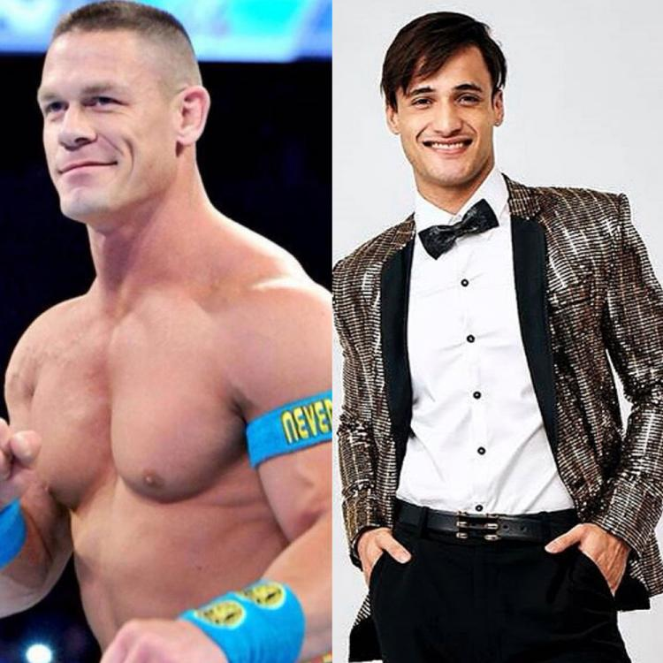 Bigg Boss 13: Wrestler John Cena shares Asim Riaz's picture on social media and fans are intrigued