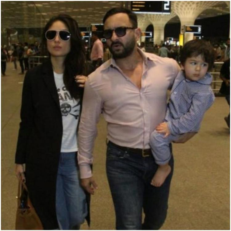 Here's how Saif Ali Khan will be ringing in his birthday with Kareena Kapoor Khan and Taimur in England