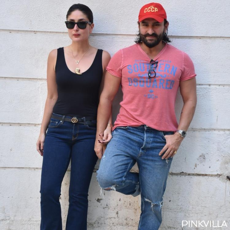Photos: Kareena Kapoor Khan and Saif Ali Khan's cool look is perfect to beat the sweltering summer heat