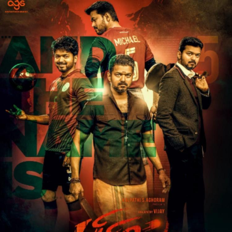Bigil: 'Verithanam' song from the Vijay starrer gets its release date