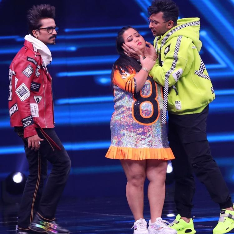 India's Best Dancer: Bharti Singh & Terence Lewis' dance on Ang Laga De makes hubby Haarsh Limbachiyaa jealous