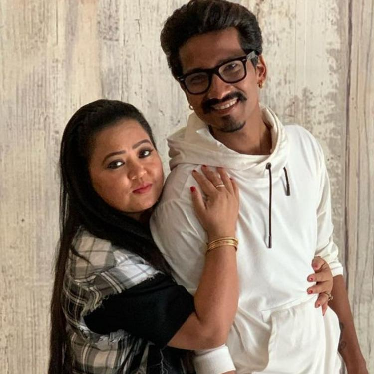 NCB confirms Bharti Singh and Haarsh Limbachiyaa's staff is being questioned.