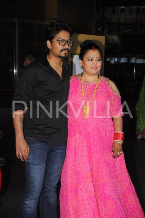 Bharti Singh's husband Haarsh Limbachiyaa agrees he's riding on his wife's success; read on