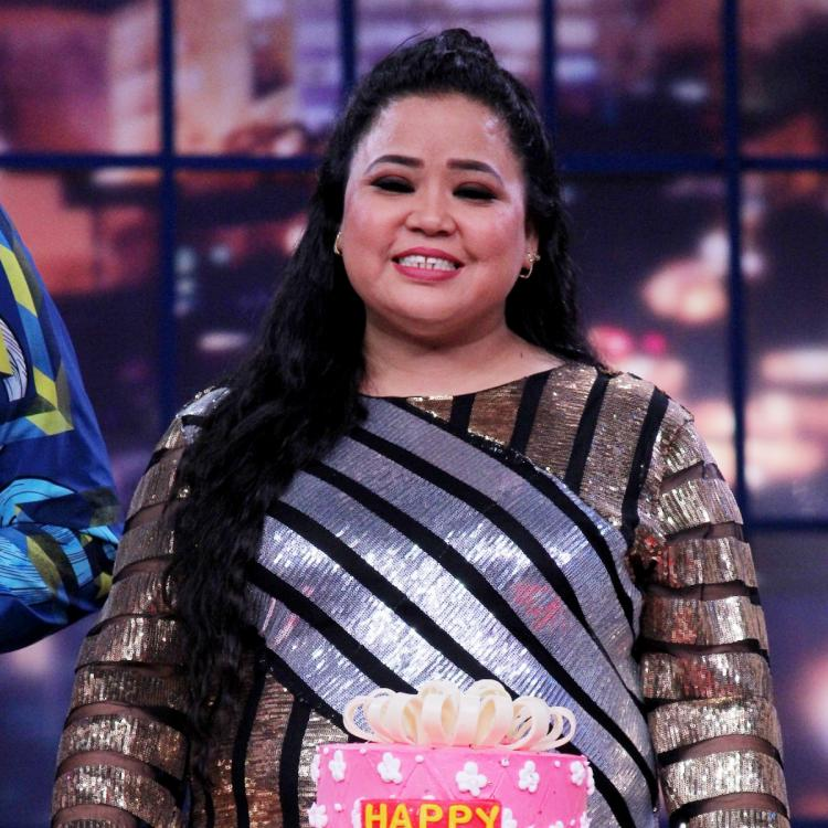 Khatra Khatra Khatra: Haarsh Limbachiyaa throws a surprise birthday bash for wife Bharti Singh on the sets