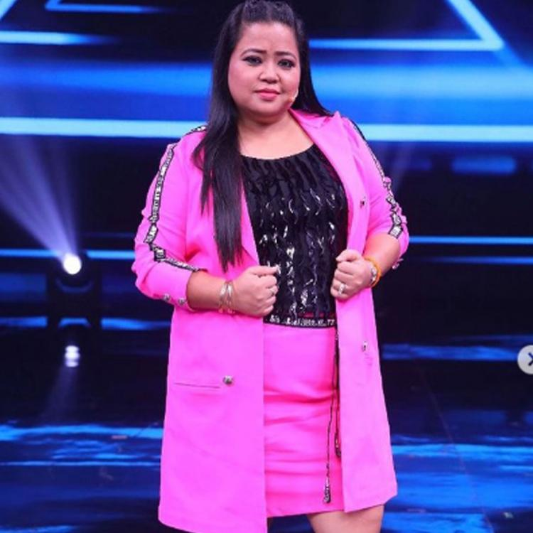 Comedian Bharti Singh arrested by NCB in drugs case; Her husband Haarsh Limbachiyaa's interrogation underway