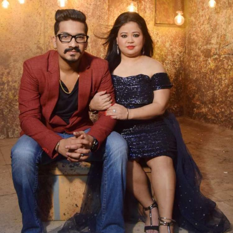 Bharti Singh REVEALS she and Haarsh Limbachiyaa were planning for a baby but Coronavirus disrupted their plans