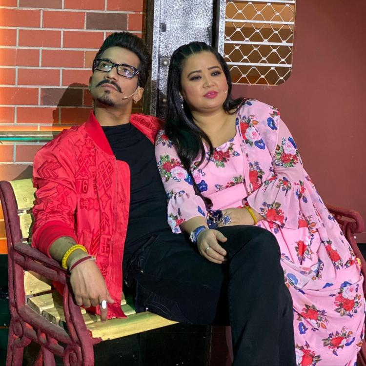 Bharti Singh, Haarsh charged under sec 27 of NDPS Act