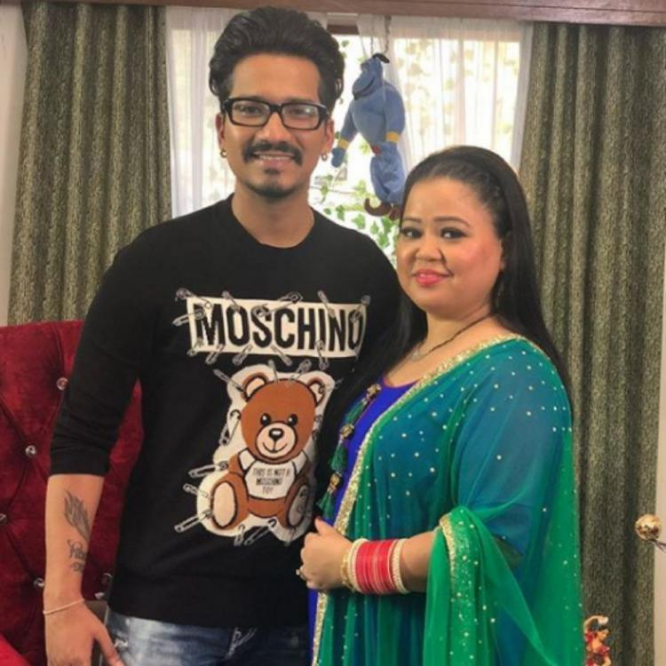 Bharti Singh, haarsh house raided by NCB