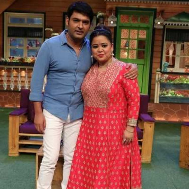 Bharti to be thrown out of The Kapil Sharma Show?