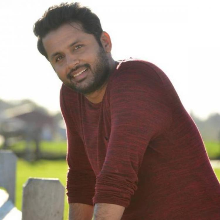 Bheeshma Star Nithiin Opens Up About His Love Story With Shalini Says I Proposed To Her On One Leg Pinkvilla