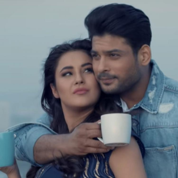 Sidharth Shukla and Shehnaaz Gill's Bhula Dunga achieves a major milestone and the fans are screaming with joy