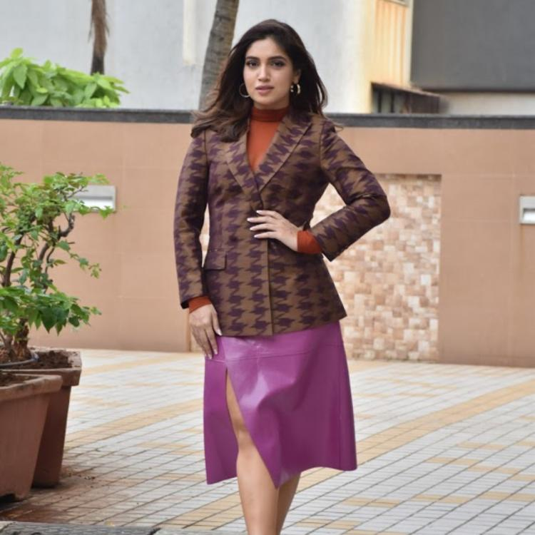 Bhumi Pednekar recalls her mom contracting COVID 19: I decided to dedicate my time to save every life I can