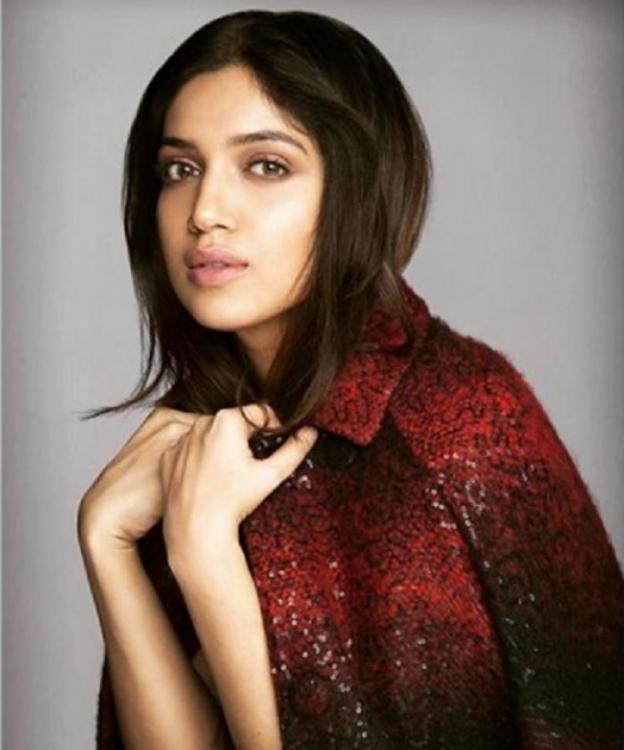 Bhumi Pednekar opens up on the natural calamities; says it's a warning for the humanity to understand