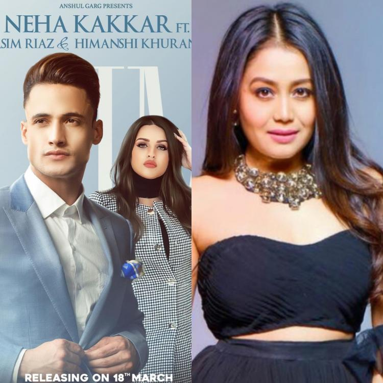 Bigg Boss 13 couple Asim Riaz and Himanshi Khurana's FIRST LOOK from Neha Kakkar's music video is out; See Pic
