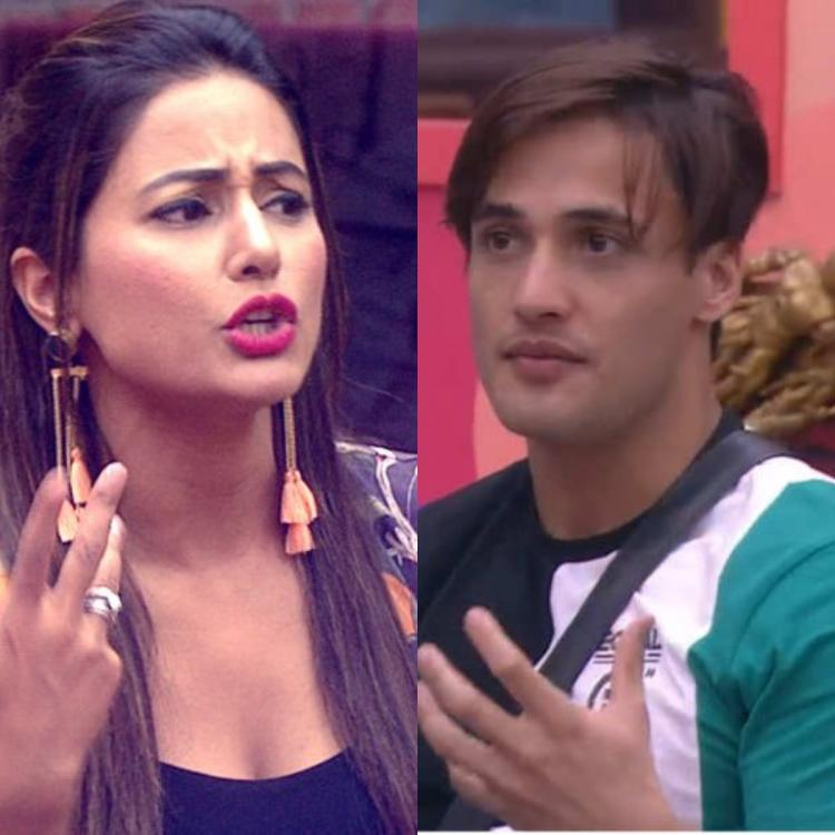 Bigg Boss 13: Hina Khan REVEALS Top 4 finalists and accuses Bigg Boss of favouring Asim Riaz; Here's Why