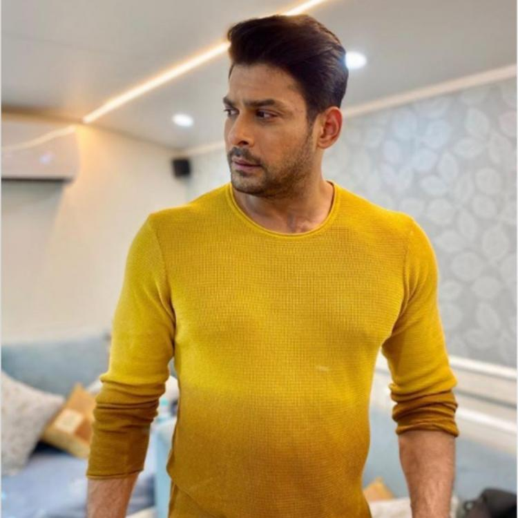 Bigg Boss 13 winner Sidharth Shukla's latest photo in yellow has fans gushing over the actor