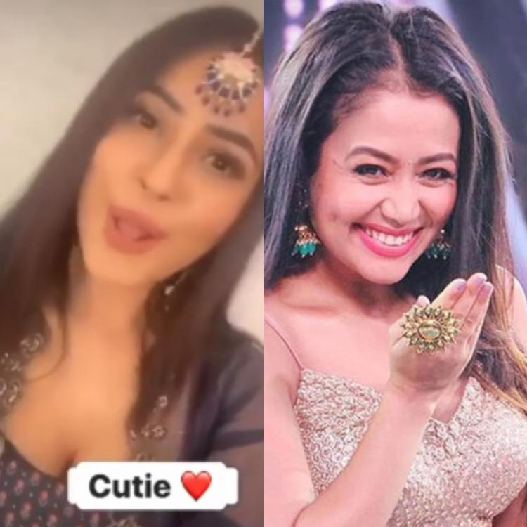 Bigg Boss 13's Shehnaaz Gill grooves to Neha Kakkar and Tony's new song leaving them in awe of her; WATCH