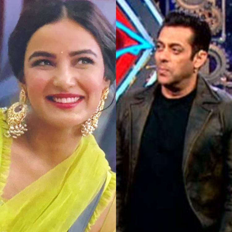Bigg Boss 14: Aly Goni is elated as Salman Khan hails Jasmin Bhasin for being real: The truth can't be hidden