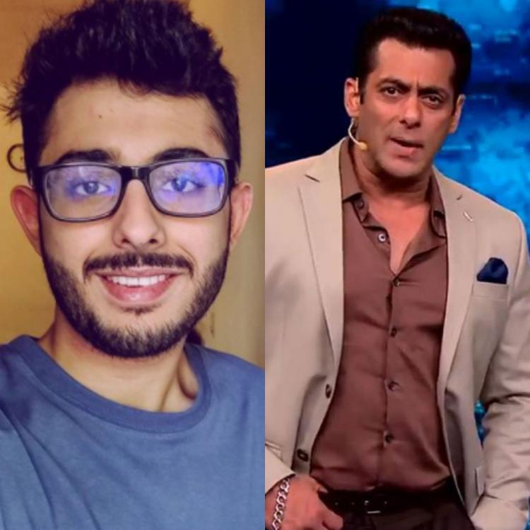 CarryMinati REACTS to rumours of him being a part of Bigg Boss 14
