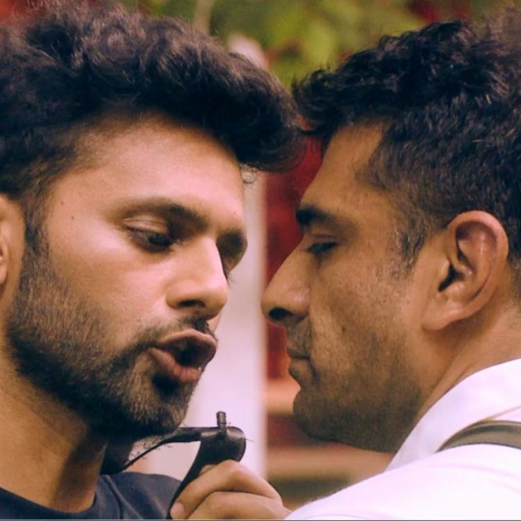 Bigg Boss 14: November 19 Written Update: Eijaz gets into a tiff with Rahul & Pavitra amid captaincy task