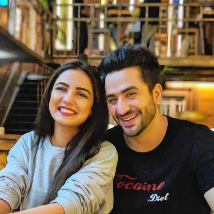 Jasmin Bhasin gets candid about her new opportunities and Aly Goni