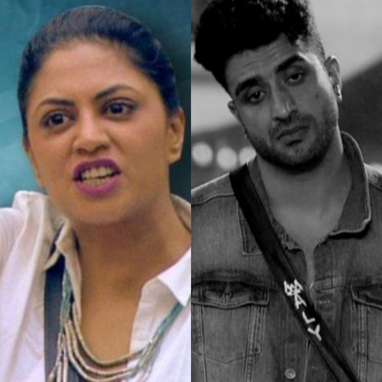 Aly Goni and Kavita Kaushik's ugly fight in Bigg Boss 14
