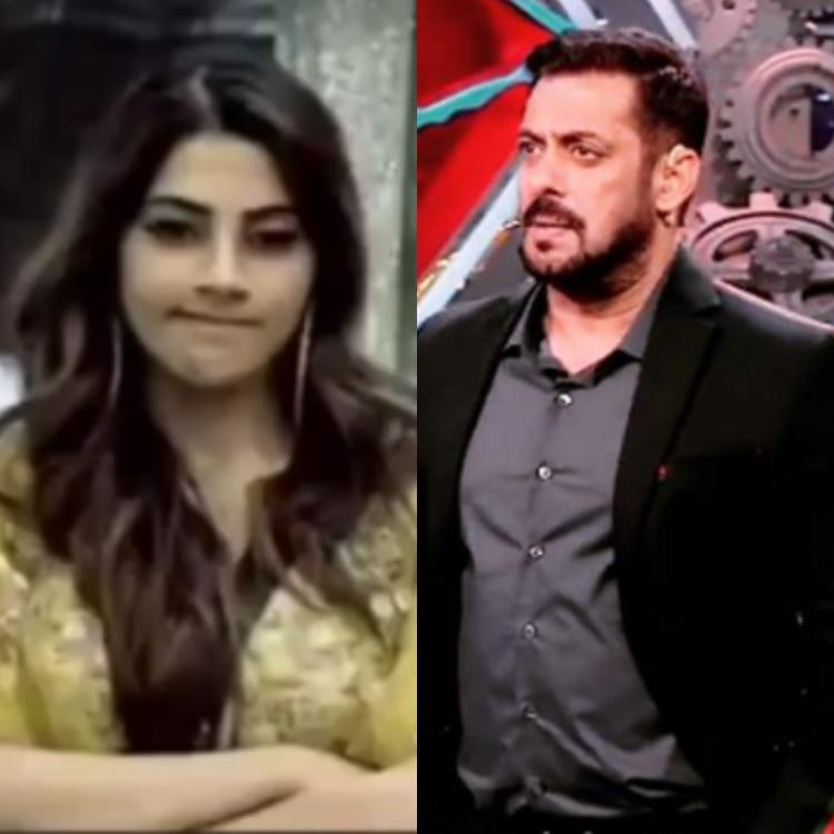 Salman Khan lashed out at Nikki Tamboli for her trick of gaining the immunity quest against Rahul Vaidya