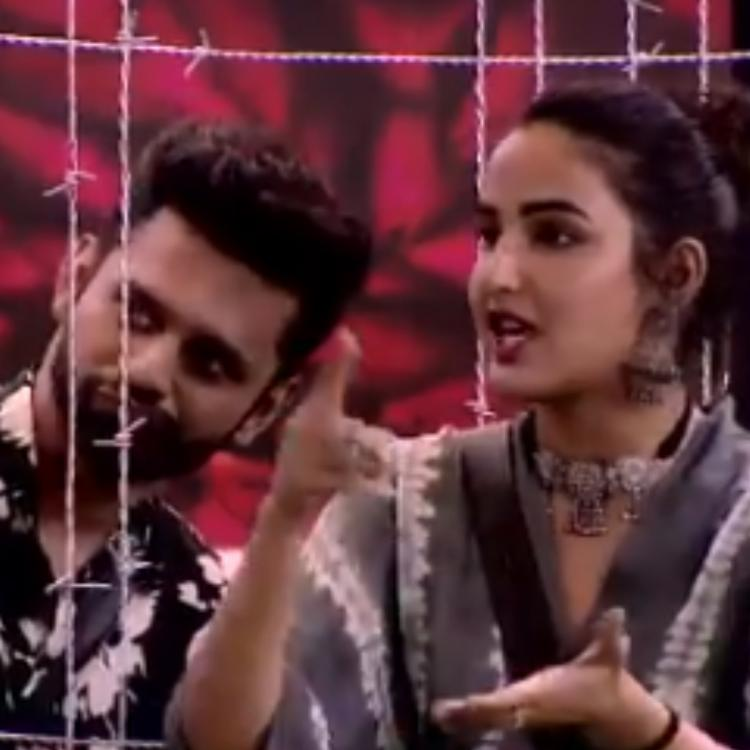 Bigg Boss 14 contestants fight to stay in the green zone