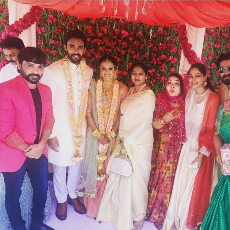 Bigg Boss Tamil winner Arav Nafeez gets married to actress Raahei; Harathi and other former contestants attend