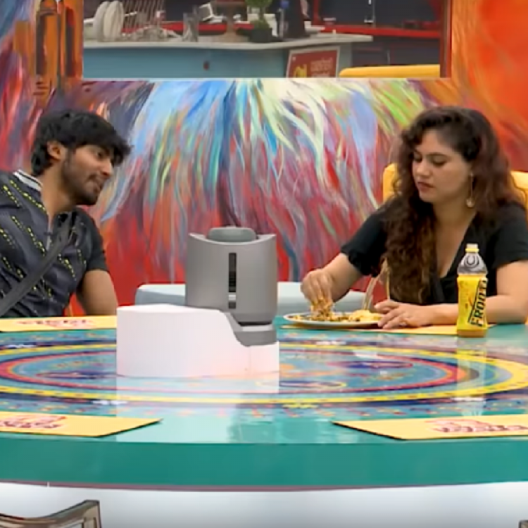 Bigg Boss Tamil 3: Tharshan Thiyagarajah croons a song for Sherin Shringar while discussing her eviction