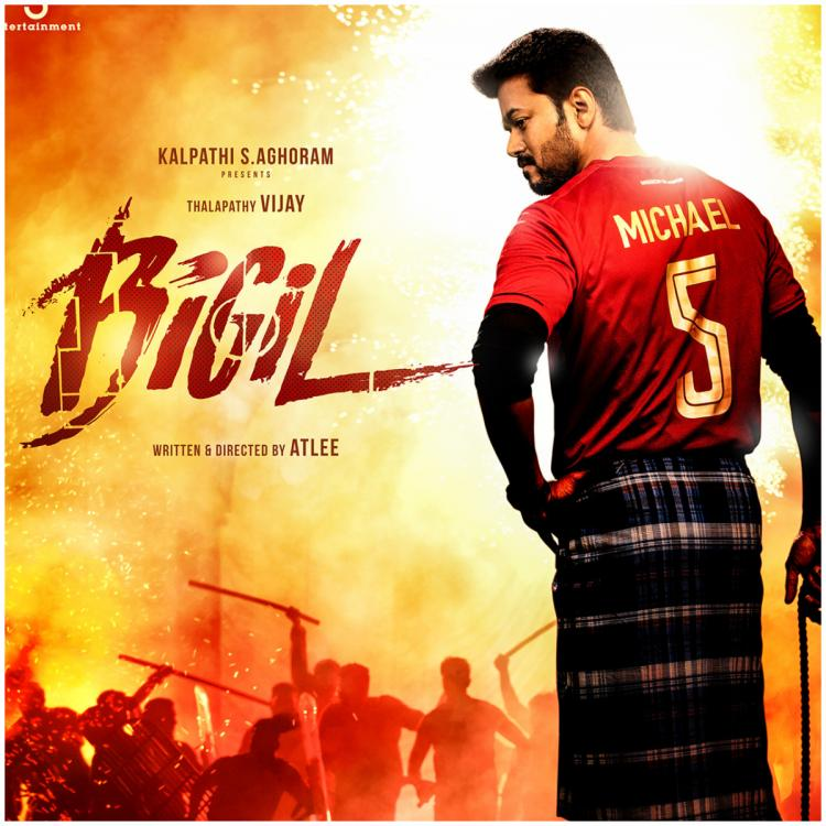 Bigil Movie Review: Thalapathy Vijay and Atlee's film opens to a thunderous response from the audience