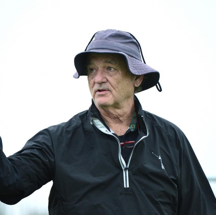 Bill Murray is all clear to play the golf tournament after the car crash accident