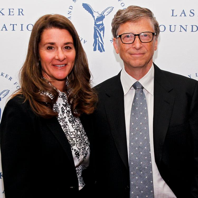Bill Gates and Melinda Gates announce split after 27 years of marriage