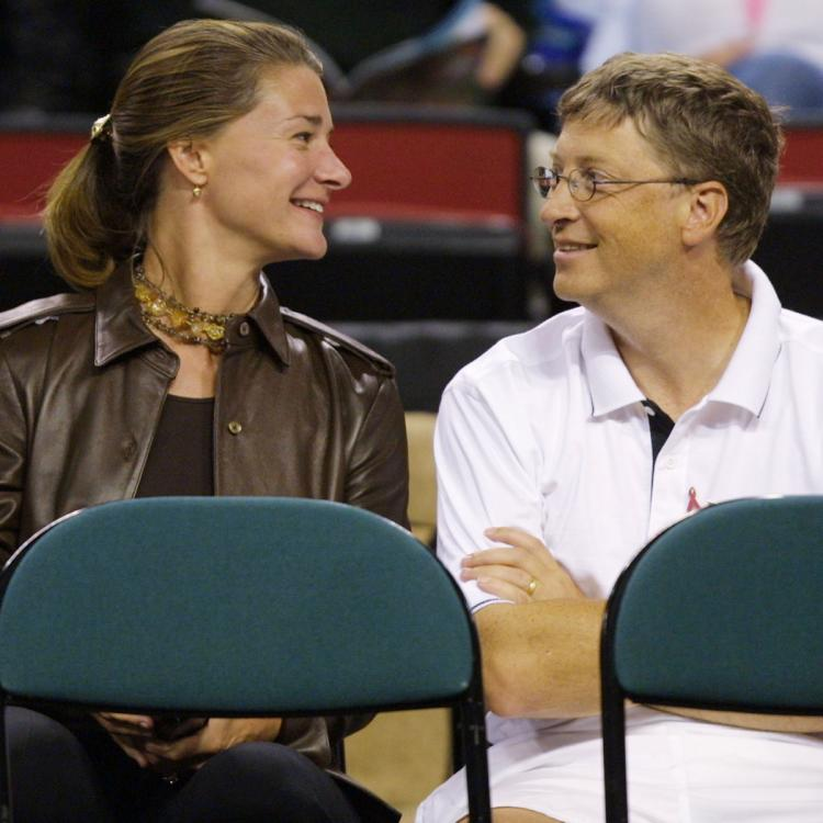 Bill Gates and Melinda Gates filed for divorce on May 3
