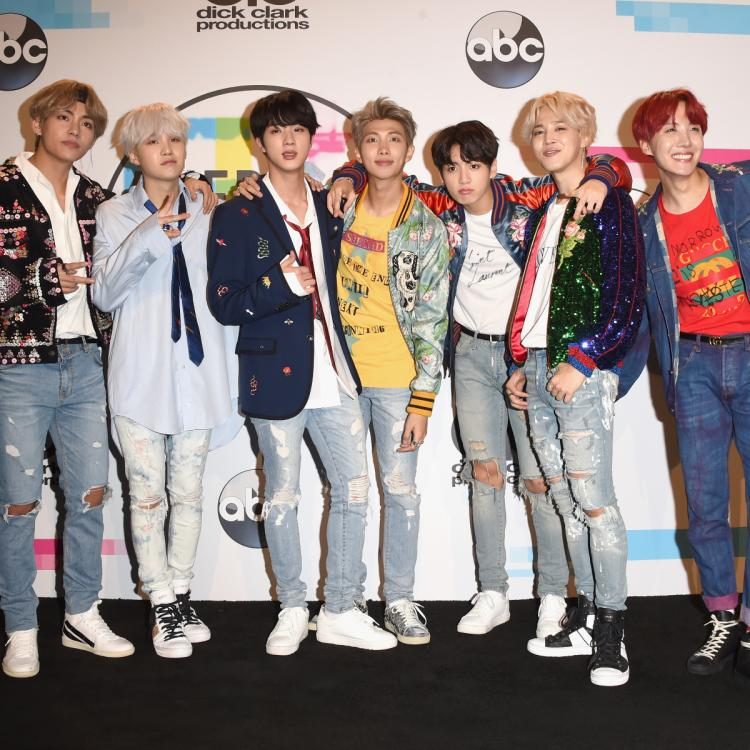 BTS won Top Social Artist for the fourth consecutive time at the Billboard Music Awards 2020