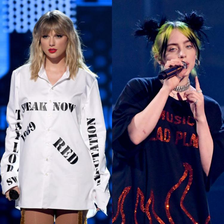 Billboard Music Awards 2020 Nominations are out with Taylor Swift and Billie Eilish up for Top Female Artist while BTS settled for two nods