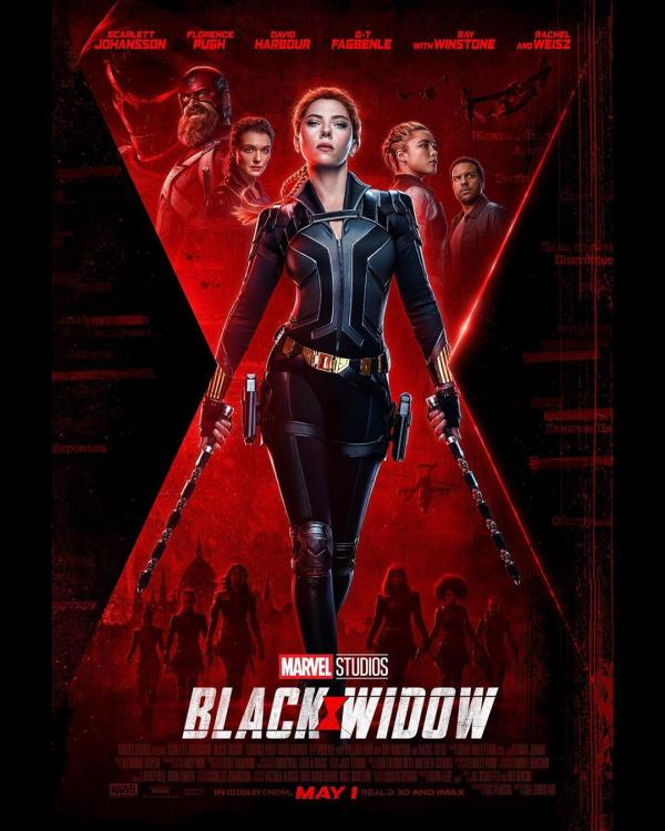 Directed by Cate Shortland, Black Widow is slated to release in India on April 30, 2020.