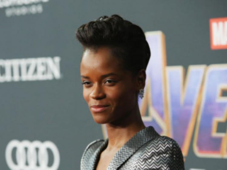 Actress Letitia Wright on an all-female Avengers team: It's only a matter of time before they do it