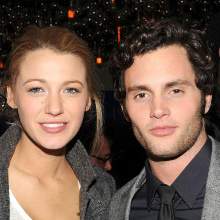 Blake Lively and Penn Beagley from Gossip Girl