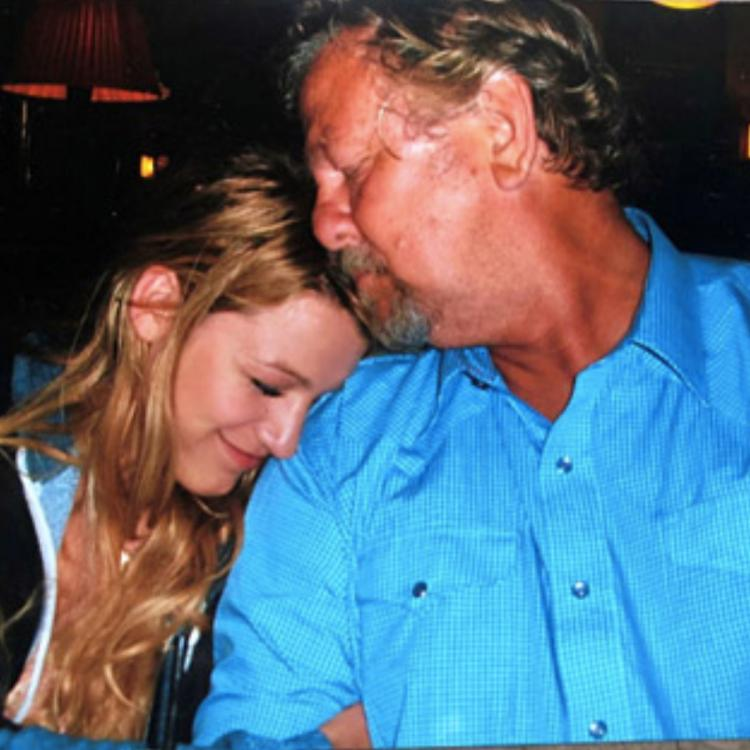 Blake Lively posts heartbreaking photo with her father Ernie
