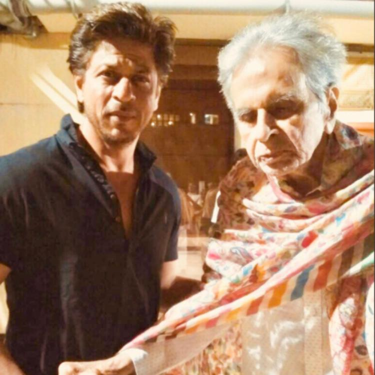 Blast from the past: When Shah Rukh Khan's mother said he looks exactly like Dilip Kumar