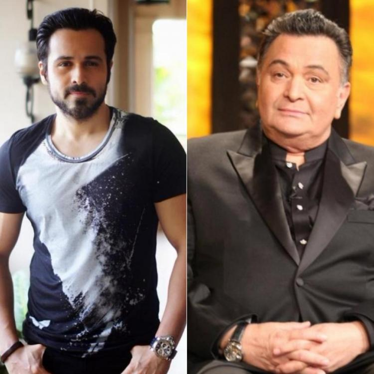 Emraan Hashmi calls his co star Rishi Kapoor a sweetheart; says He is far away from showing anger on sets