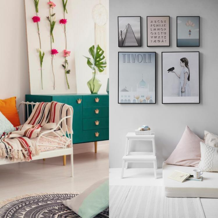 Boho vs Chic home decor: Know the difference