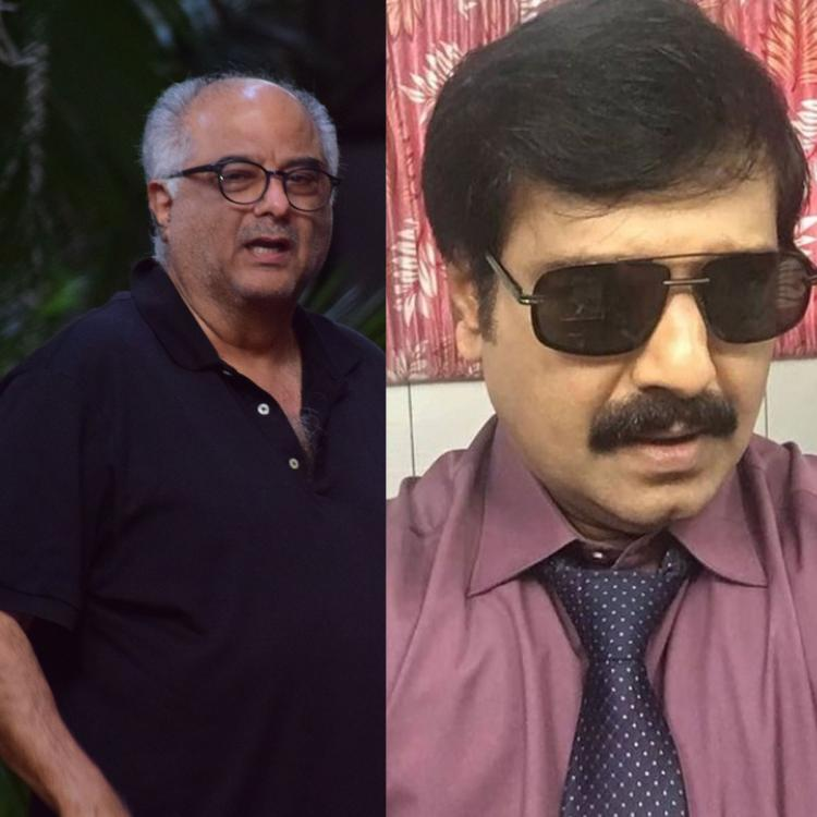 'My wife Sridevi was big fan of Vivek' says Boney Kapoor as he sends prayers & strength to late actor's family