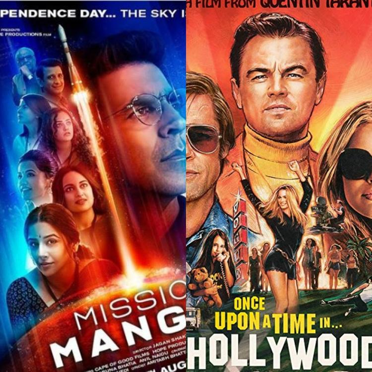 Mission Mangal, Batla House, Comali, Once Upon A Time In Hollywood: Take a look at their box office run so far
