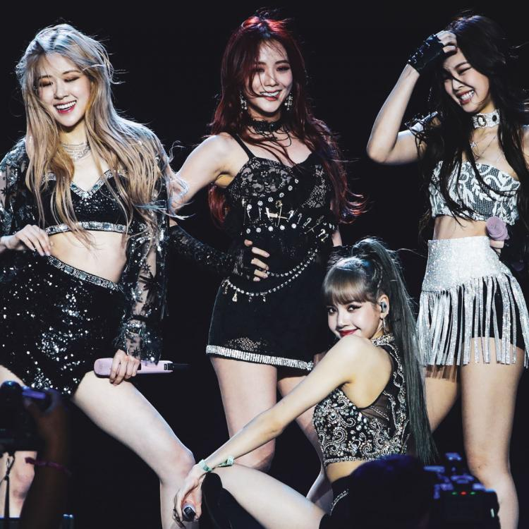 BLACKPINK at Coachella 2019